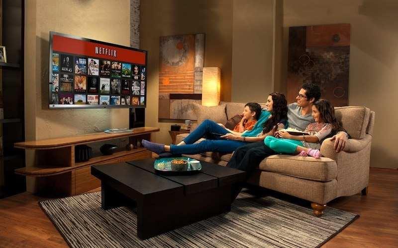 Netflix salon tv