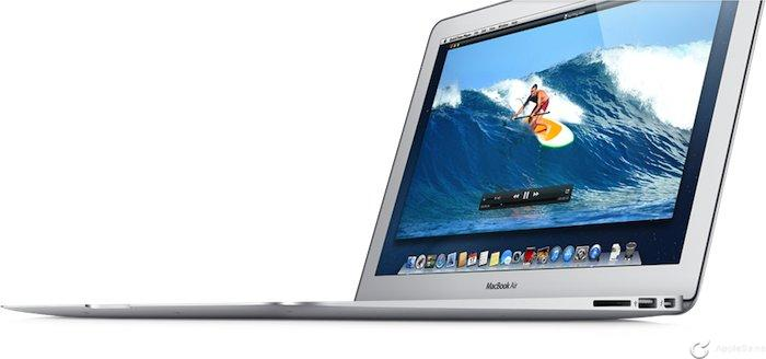 MacBook Air mediados