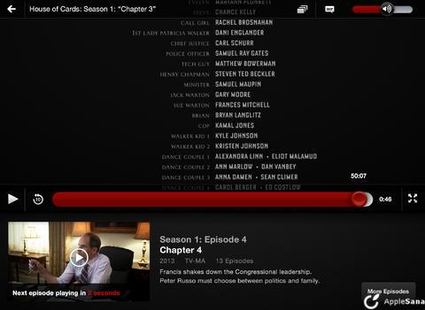 Netflix 5.0 se actualiza con HD streaming, Airplay y compatible iOS7