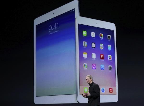 Apple podría presentar nuevos iPad el 21 de Octubre