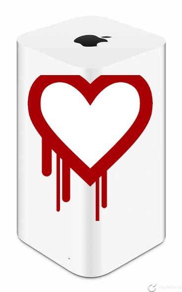 Apple soluciona la vulneridad Heartbleed en Airport Extreme y Time Capsule