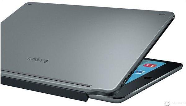 Logitech Ultrathin Keyboard Cover para iPad Air y olvida MacBook Pro