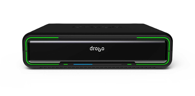 Drobo Mini con SSD