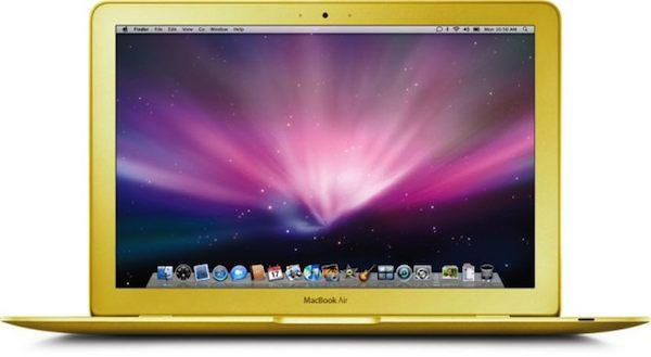 Exclusiva: MacBook Air 2015 Retina Gris espacial, dorado y plateado