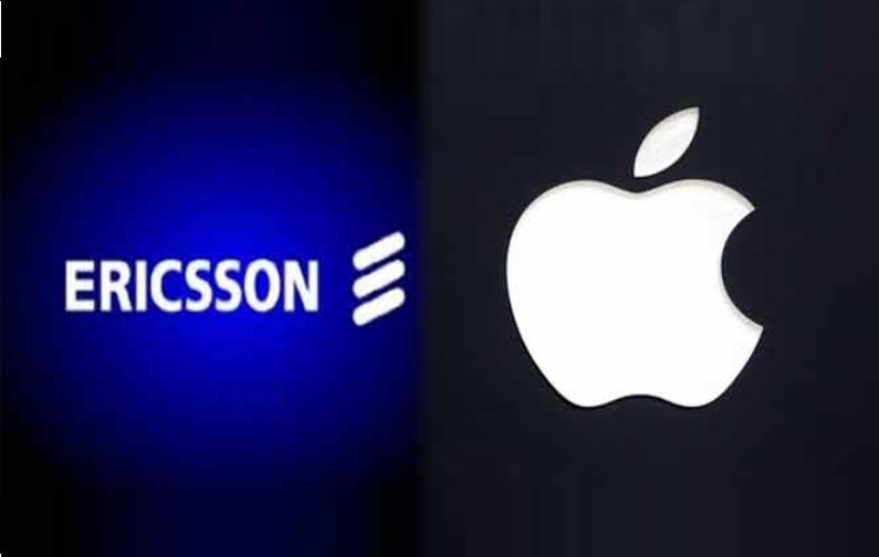 Ericsson Ban Apple iPhones en Estados Unidos