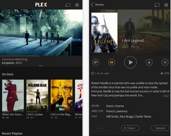 Plex para iPhone y iPad se actualiza con mejoras importantes