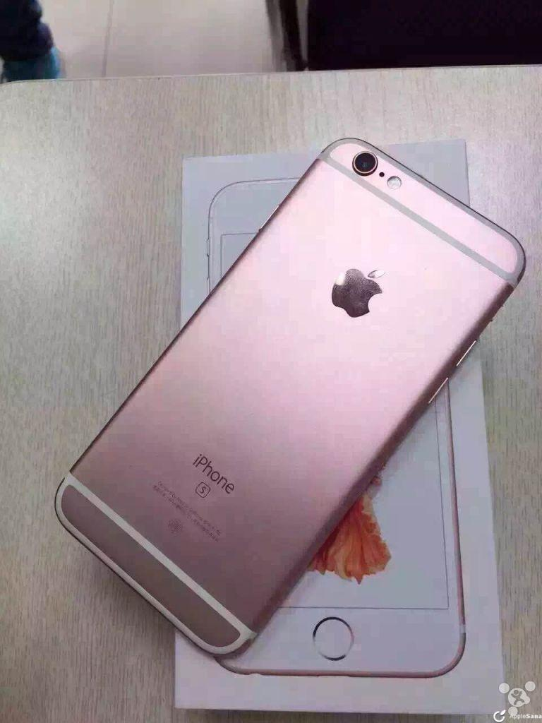 Primeros unboxing de iPhone 6s Plus y iPhone 6s