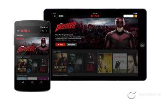 Netflix actualiza su app para iPhone y iPad Pro con 3D Touch
