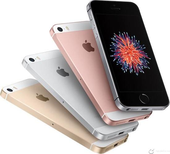 Apple relanza iPhone 5, llega iPhone SE
