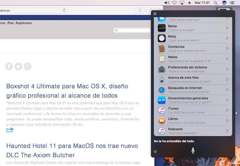 Cómo instalar MacOS Sierra sin perder ni un dato de tu Mac