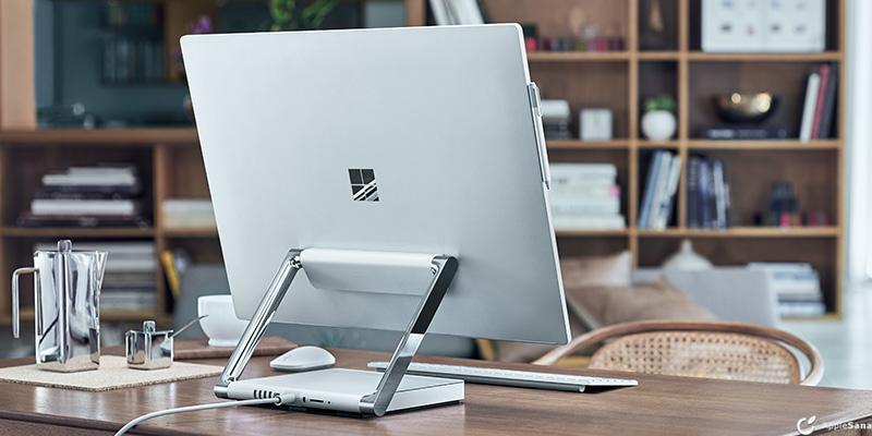 Microsoft duplica la fabricación de Surface Studio