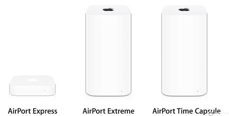 Nuevo firmware 7.7.8 para AirPort Extreme, AirPort Time Capsule y AirPort Express