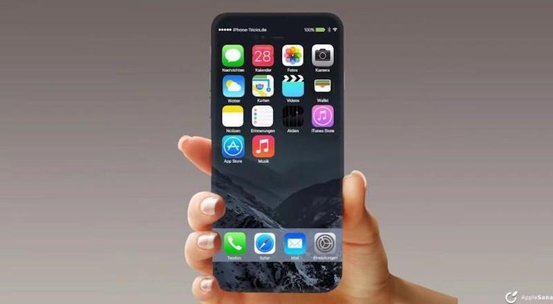 El siguiente iPhone 8 deja de ser de aluminio y vuelve a los orígenes