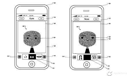apple patente emoji