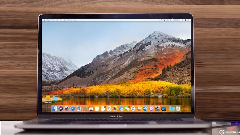 Apple ya tiene disponible la cuarta versión de macOS High Sierra 10.13.2